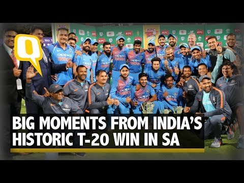 Big Moments From India's 7-Run Win Over South Africa in Third T20   The Quint