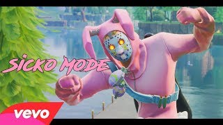 SICKO MODE🔥 | Official Fortnite Music Video