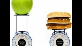 Подсчёт калорий. Последовательность.