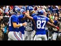 Giants vs. Texans Sights and Sounds