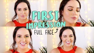 Full Face of First Impressions!