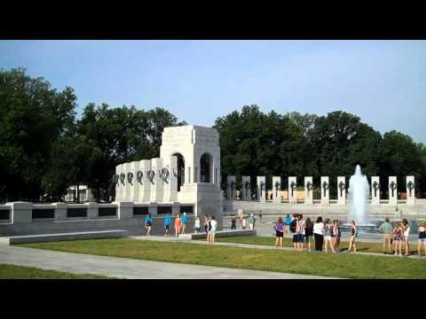 US National World War II Memorial, Washington, D.C.