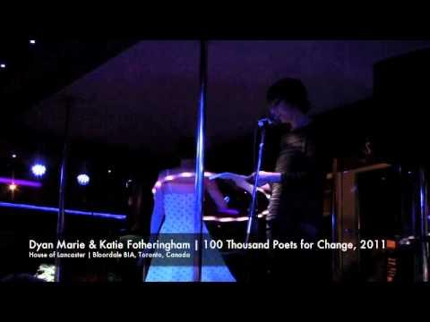 Dyan Marie & Katie Fotheringham | 100 Thousand Poe...