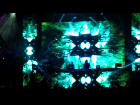 Bassnectar - Frog - Witch Doctor 808 - Magical World @ BassLights Miami 2013
