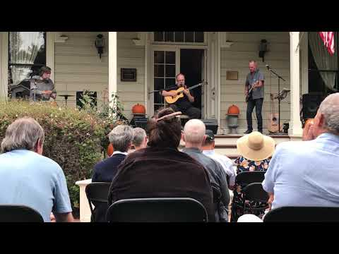 """""""Cannonball Rag"""" Richard Smith, With Tim Waters And Rob Borella"""