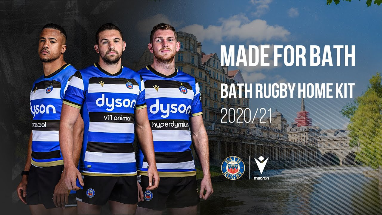 2020 21 Home Kit Launches With Macron