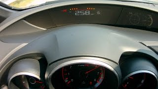 New Honda Civic Type R 2015 - acceleration 0-260 km/h, top speed test and more