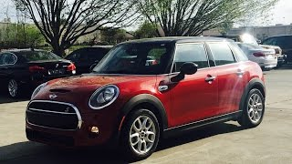2016 Mini Cooper S Full Review, Start Up, Exhaust