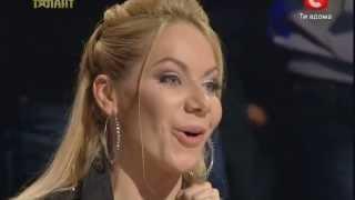 """Световое шоу на кастинге """"Украина мае талант 5"""""""