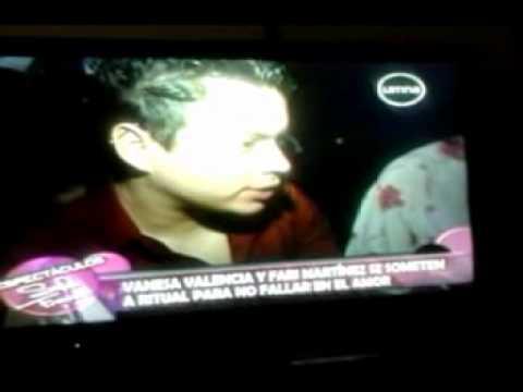 Vanessa Valencia y Fari Martinez en Ritual de Amor con Lucrecia Black 09-08-2012