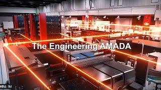 The Engineering AMADA  2019