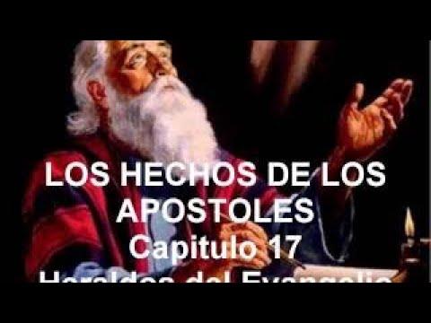 Los hechos de los Apostoles. Capitulo 17. Heraldos del Evangelio.