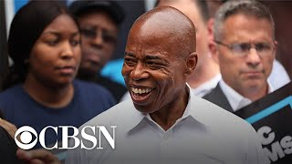 Local Matters: Eric Adams projected as winner of New York City's Democratic mayoral primary