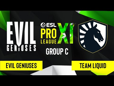 Team Liquid vs Evil Geniuses vod