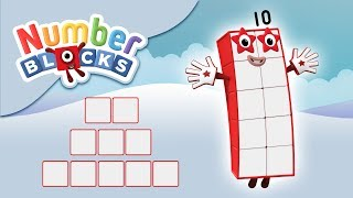 Numberblocks - Count to Ten | Learn to Count
