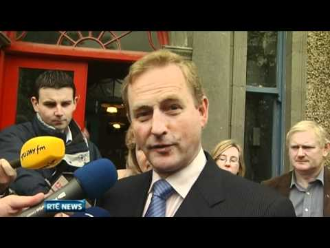 Who is Enda Kenny?