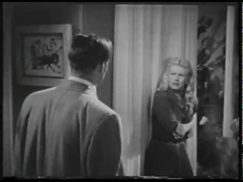 Ginger Rogers - Twist of Fate (aka Beautiful Stranger )