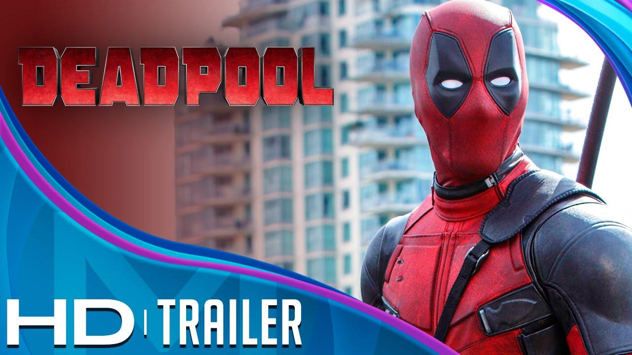 Deadpool Tráiler 2 Español Latino