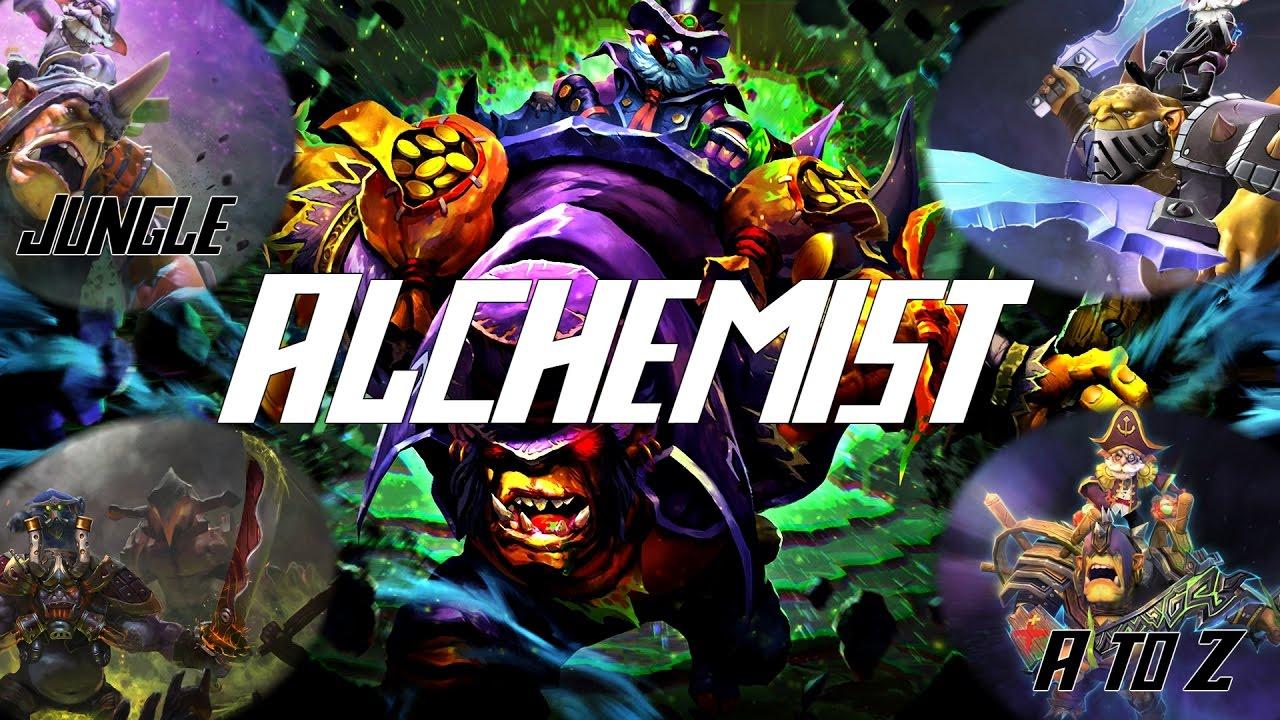 alchemist jungle