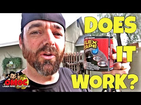 Flex Seal Tape Reviews >> Flex Tape Does This Gimmick Work Watch Until The End Surprise Ending