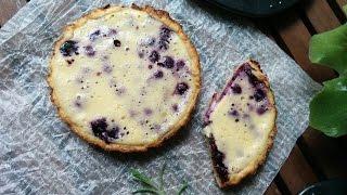 Финский пирог с черникой ❤ Cooking with Love