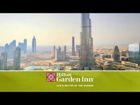 Now Open: Hilton Garden Inn Dubai Al Muraqabat.