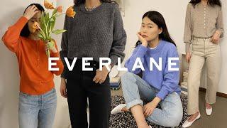 (eng) EVERLANE 에버레인 원브랜드 봄 패션 …
