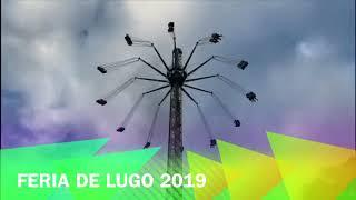 Feria de Lugo 2019-Atracciones de feria