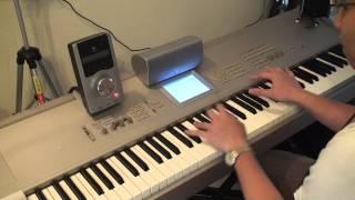 SleeQ ft. Joe Flizzow - Tepi Sikit Piano by Ray Mak