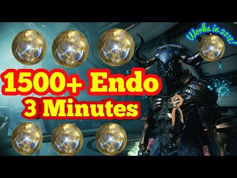 Best Endo Farm   Warframe Endo Farming Guide