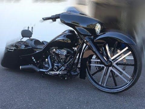 Harley Davidson Street Glide Cvo  Youtube
