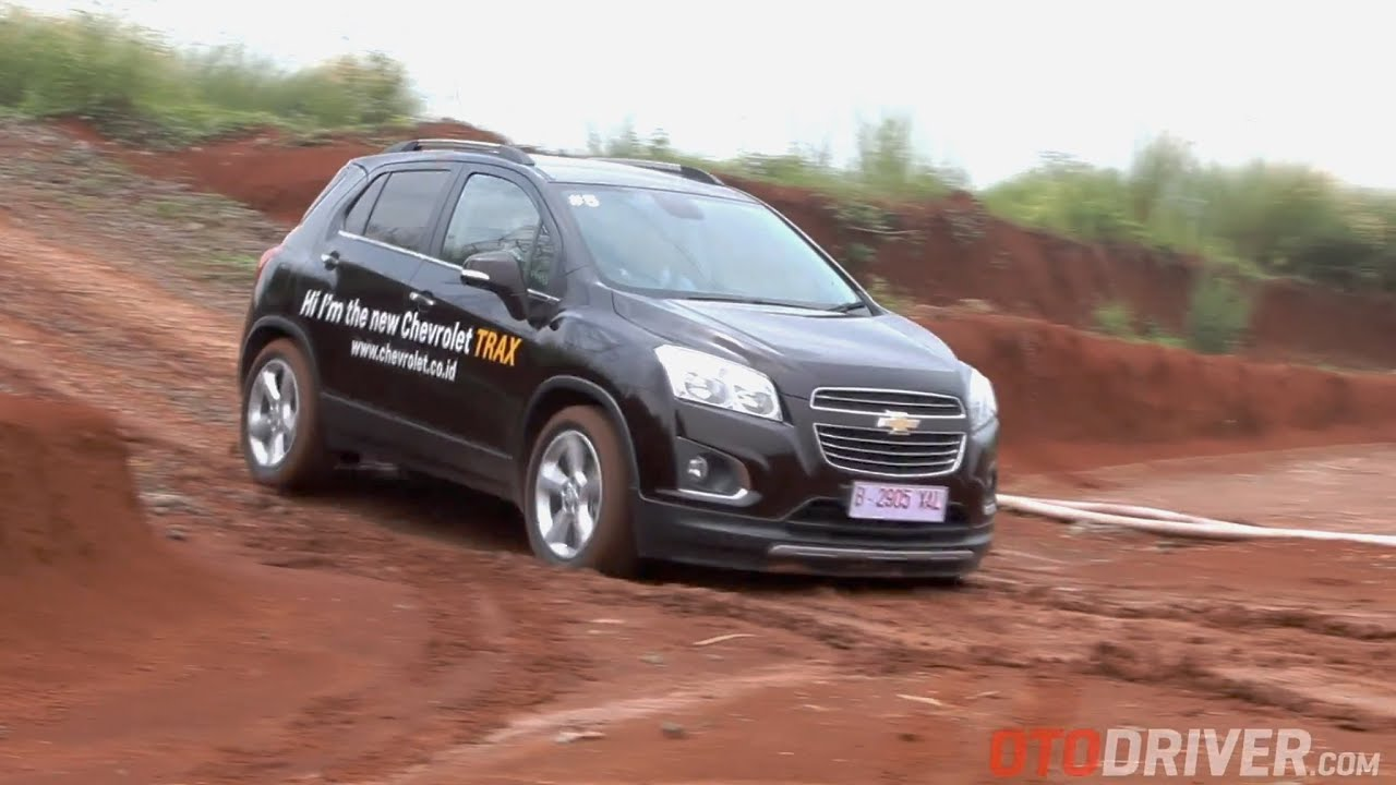 chevrolet trax 2016 review indonesia - otodriver - youtube
