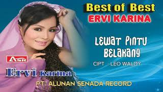 Download lagu ERVI KARINA - LEWAT PINTU BELAKANG ( audio - stereo )