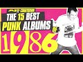 The 15 Best Punk Albums of 1986–From DESCENDENTS to Dead Kennedys