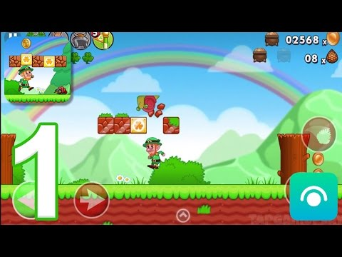 Leps World - Gameplay Walkthrough Part 1 - World 1: Levels 1-8 (iOS, Android)