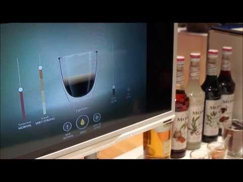 IFA 2013 - Philips demonstra conceito de cafeteira com Bluetooth