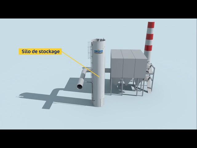 Sodimate - Transfert pneumatique