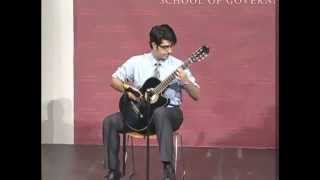 World's Best Guitar Player Unbelievable(Amin Toofani at Harvard shows his jaw dropping skills with guitar. It is Jaw Dropping. See yourself to believe it. Subscribe to my channel for more Jaw dropping ..., 2012-04-06T11:37:31.000Z)