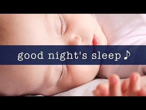 【Baby to stop crying / sleep soundly music】 Sleeping music box for a baby bgm # 01