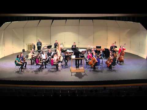 City Music Cleveland & Mentor Mannheim Orchestra Concert 2015