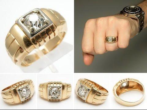 Как делают золотые кольца. Производство золотых колец