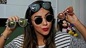 Chilli Beans coleção Passarela - Amapô   Óculos 80 s - YouTube 41887e404d