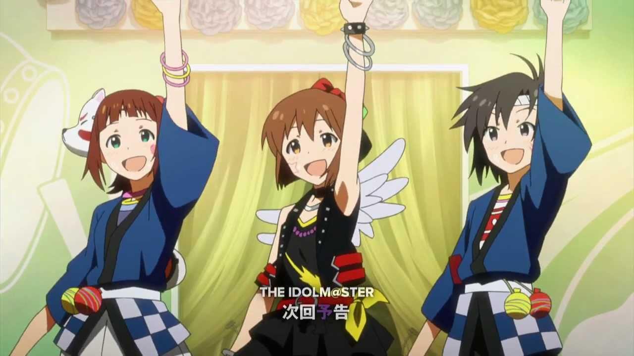 the idolm ster 劇場 版
