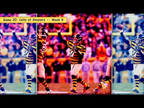 Top 20 Games of 2014: #20 Indianapolis Colts vs. Pittsburgh Steelers Highlight