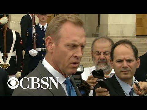 "Acting defense secretary calls Russian ship's move ""unsafe"""