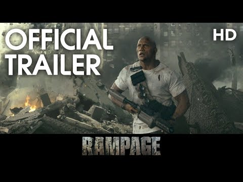 Rampage (2018) HD