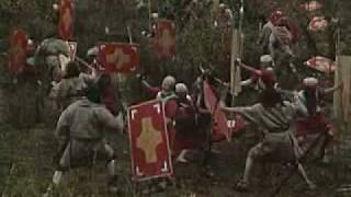 Die Hermannsschlacht (Varusschlacht)
