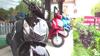 #ScooterFest: Yamaha Fascino First Ride Review & Walkaround (price, mileage, etc.)