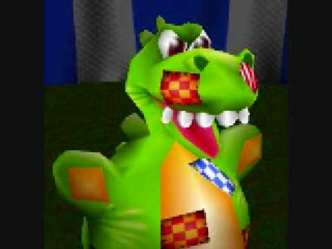 Banjo-Tooie Boss Music: Mr Patch