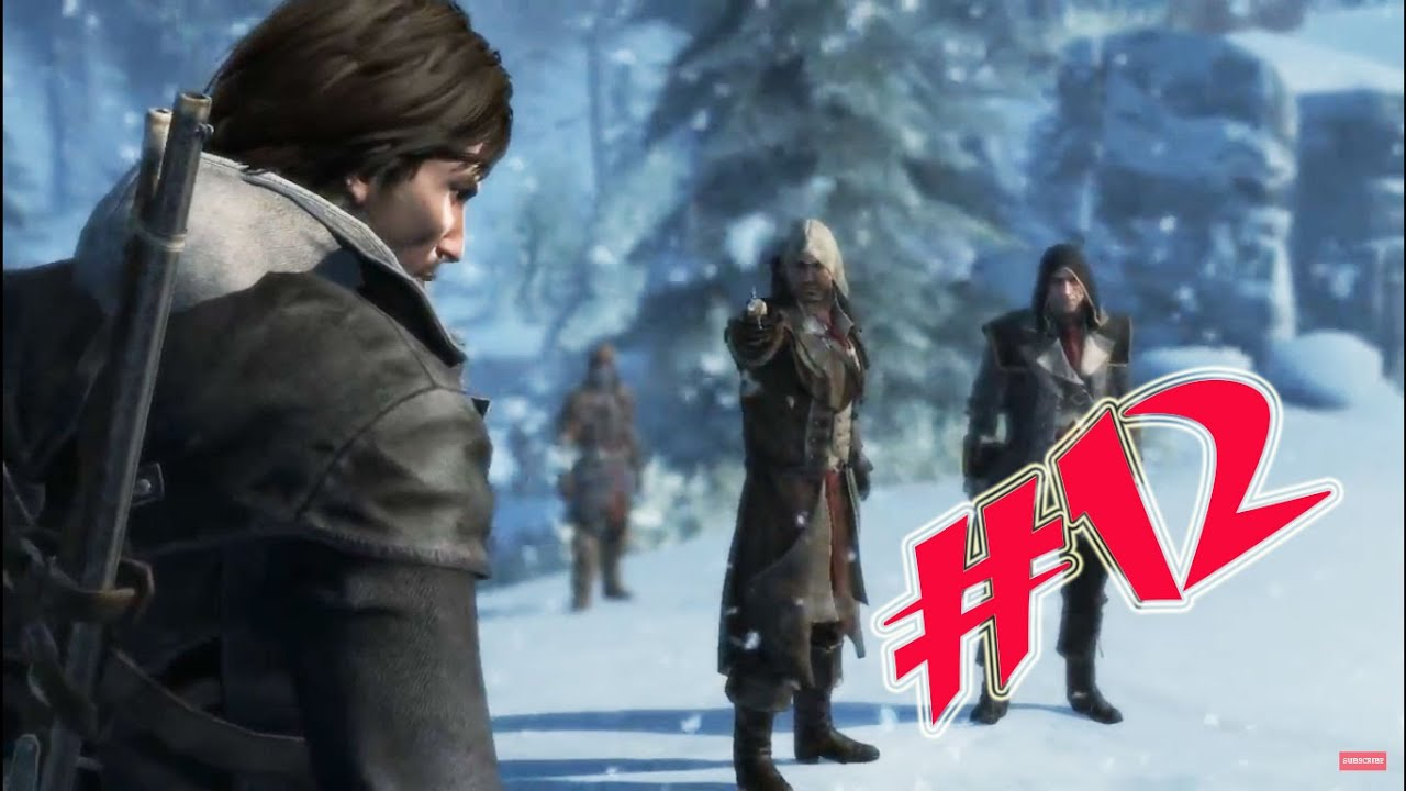 Assassin S Creed Rogue Gameplay Walkthrough Part 12 Steal The